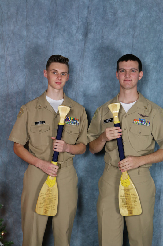 Outstanding Cadets of the Year